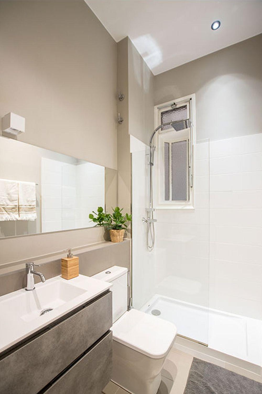adelaparvu.com despre apartament 80 mp, Barcelona, design Drom Living (2)