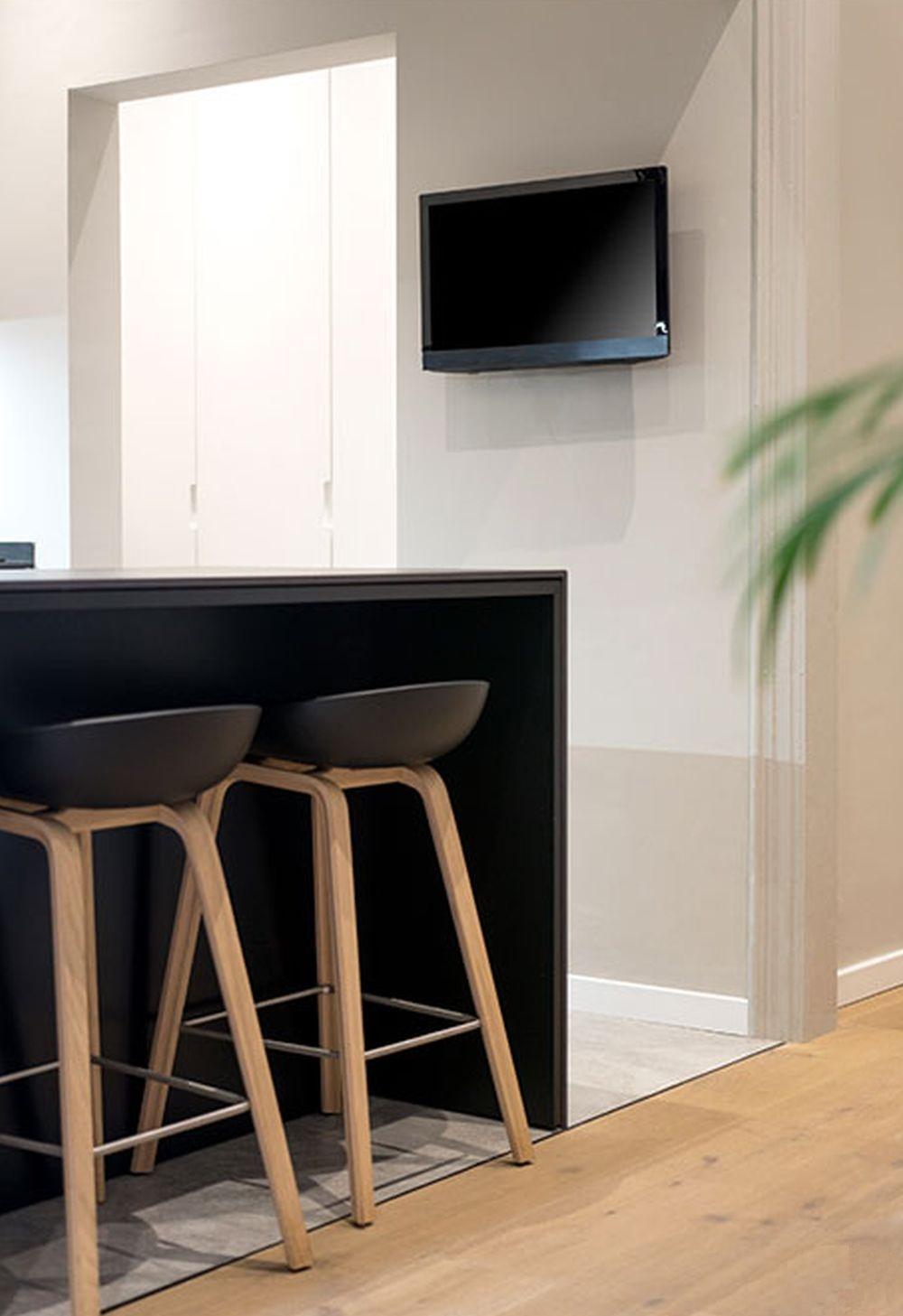 adelaparvu.com despre apartament 80 mp, Barcelona, design Drom Living (4)