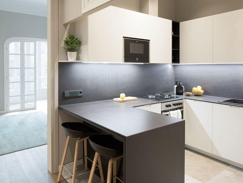 adelaparvu.com despre apartament 80 mp, Barcelona, design Drom Living (5)