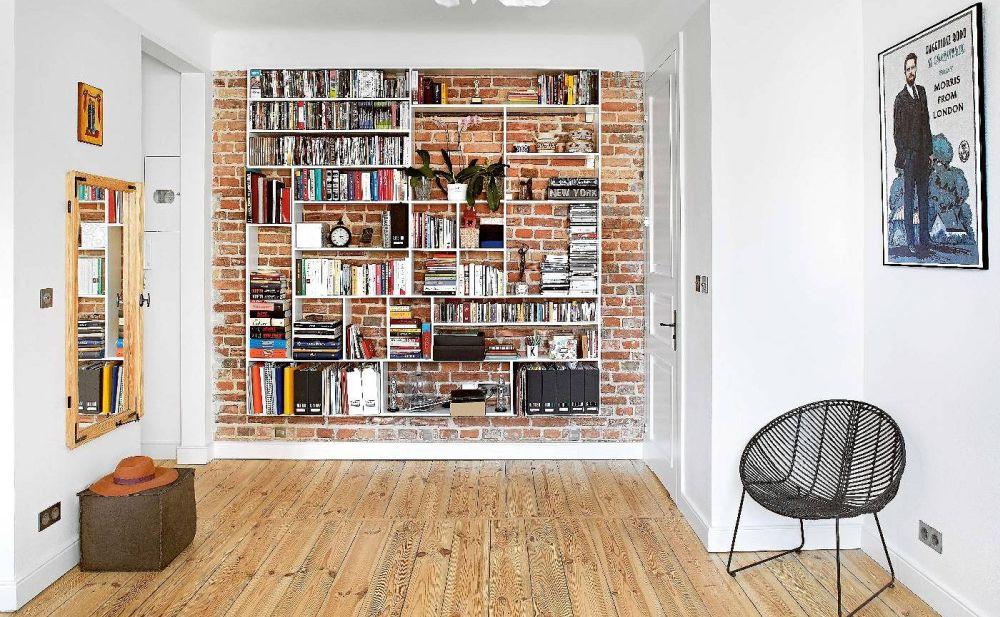 adelaparvu.com despre apartament de 2 camere, 50 mp, Polonia, designer Kamila Kuboth-Schuchardt, Foto Michał Mutor (3)