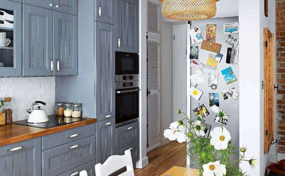 adelaparvu.com despre apartament de 2 camere, 50 mp, Polonia, designer Kamila Kuboth-Schuchardt, Foto Michał Mutor (4)