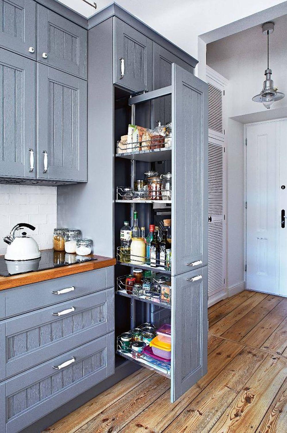 adelaparvu.com despre apartament de 2 camere, 50 mp, Polonia, designer Kamila Kuboth-Schuchardt, Foto Michał Mutor (6)