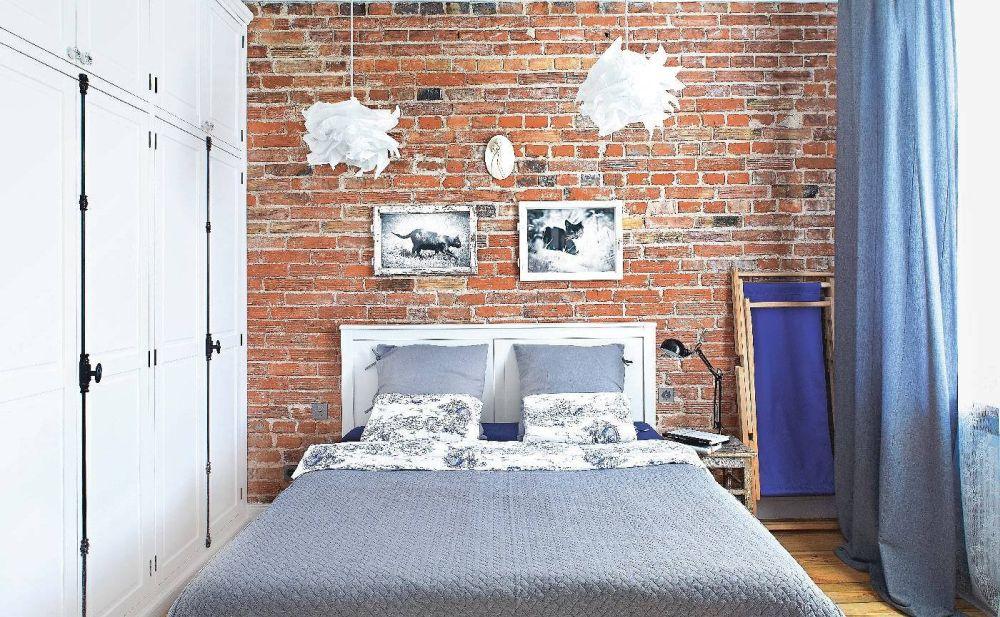 adelaparvu.com despre apartament de 2 camere, 50 mp, Polonia, designer Kamila Kuboth-Schuchardt, Foto Michał Mutor (9)