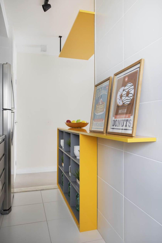 adelaparvu.com despre apartament de 59 mp, din 2 camere in 4, arhitect Andrea Pontes, Foto Rafael Renzo (14)