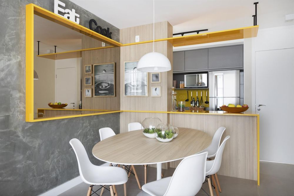 adelaparvu.com despre apartament de 59 mp, din 2 camere in 4, arhitect Andrea Pontes, Foto Rafael Renzo (17)