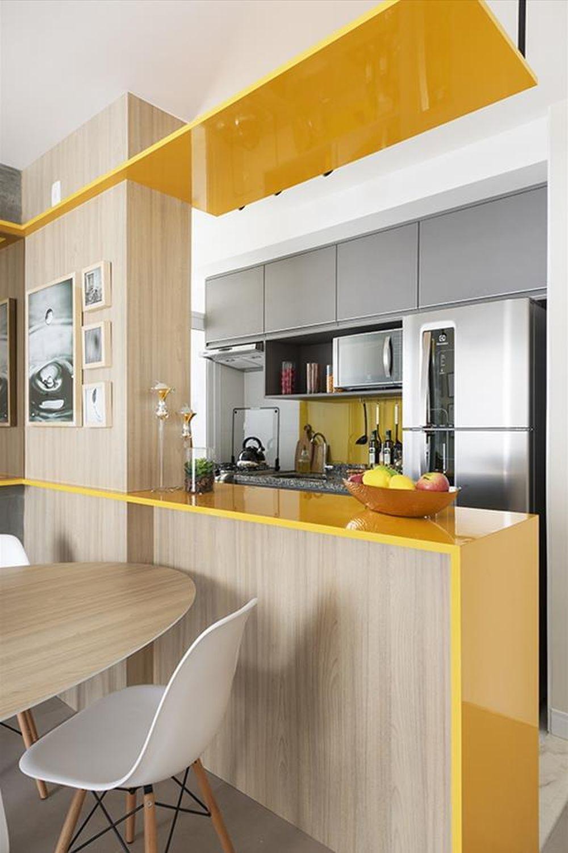 adelaparvu.com despre apartament de 59 mp, din 2 camere in 4, arhitect Andrea Pontes, Foto Rafael Renzo (18)