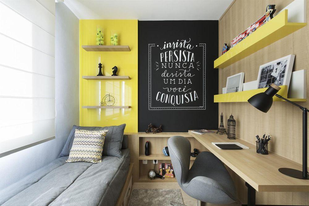 adelaparvu.com despre apartament de 59 mp, din 2 camere in 4, arhitect Andrea Pontes, Foto Rafael Renzo (20)