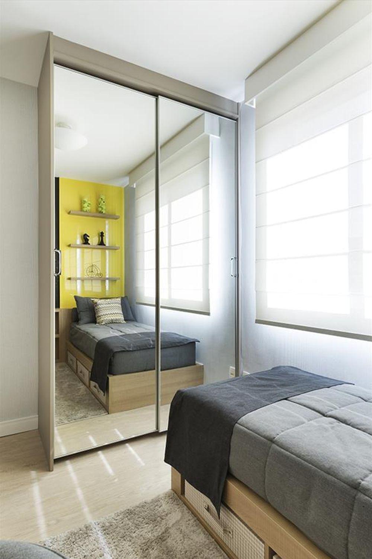 adelaparvu.com despre apartament de 59 mp, din 2 camere in 4, arhitect Andrea Pontes, Foto Rafael Renzo (21)