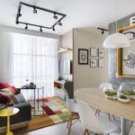 adelaparvu.com despre apartament de 59 mp, din 2 camere in 4, arhitect Andrea Pontes, Foto Rafael Renzo (26)