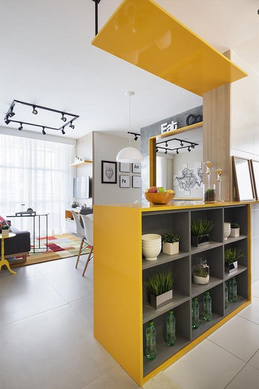 adelaparvu.com despre apartament de 59 mp, din 2 camere in 4, arhitect Andrea Pontes, Foto Rafael Renzo (29)