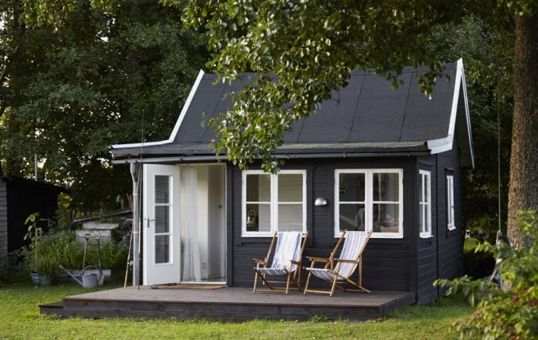 adelaparvu.com despre casa de vacanta din lemn, 25 mp, Suedia, Foto Anna Kern (10)