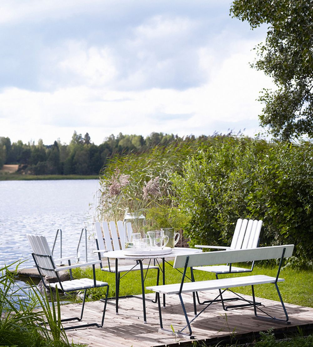 adelaparvu.com despre casa de vacanta din lemn, 25 mp, Suedia, Foto Anna Kern (2)