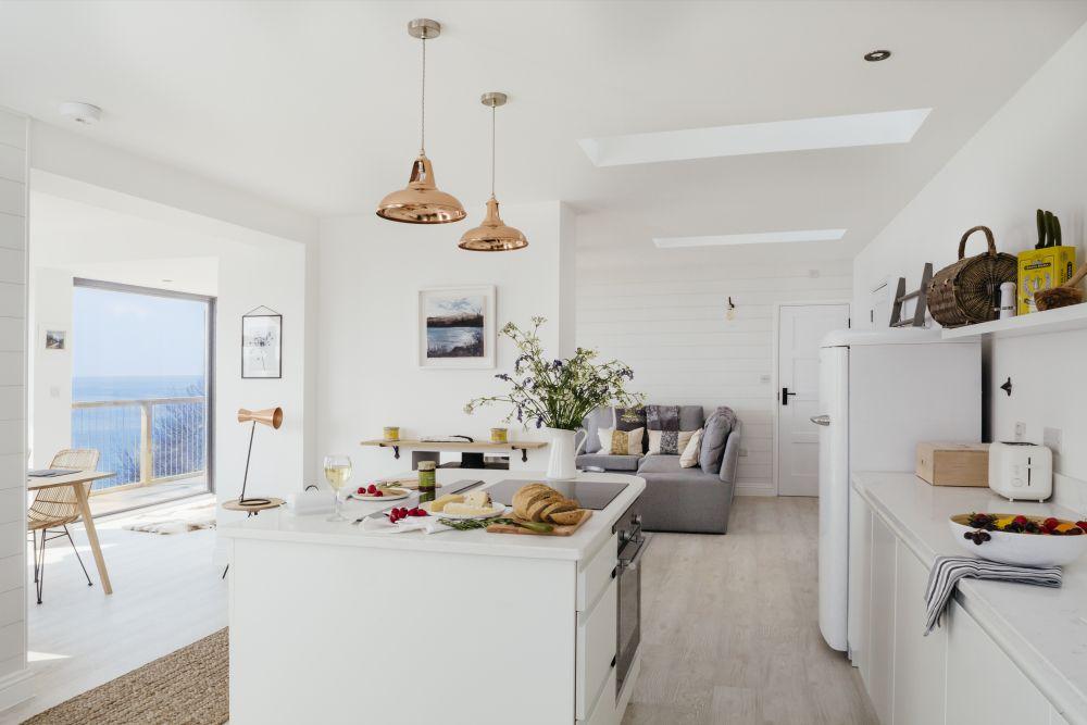 adelaparvu.com despre casa de vacanta la mare, Delphin, Porthleven, Cornwall UK, Foto Unique Home Stays (17)