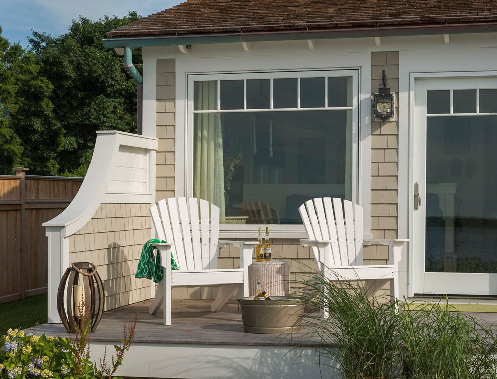 adelaparvu.com despre casa de vacanta la mare, SUA, arhitectura Dimauro Architects, Foto Nat Rea Photography (8)