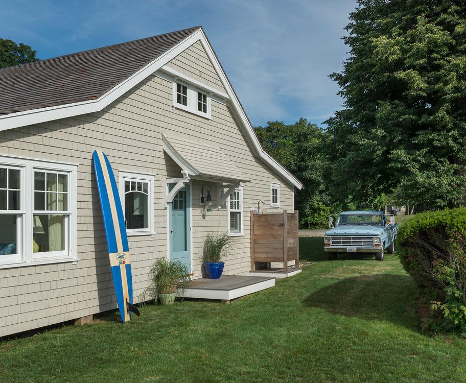 adelaparvu.com despre casa de vacanta la mare, SUA, arhitectura Dimauro Architects, Foto Nat Rea Photography (9)