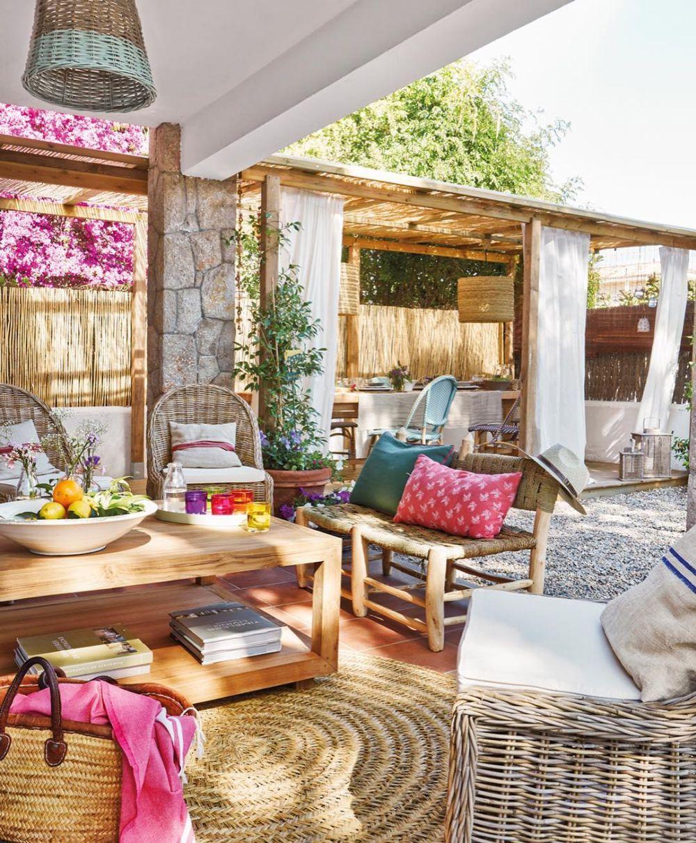 adelaparvu.com despre casa de vacanta, stil rustic mediteranean, designer Teresa Asensio, Foto Jordi Canosa (11)