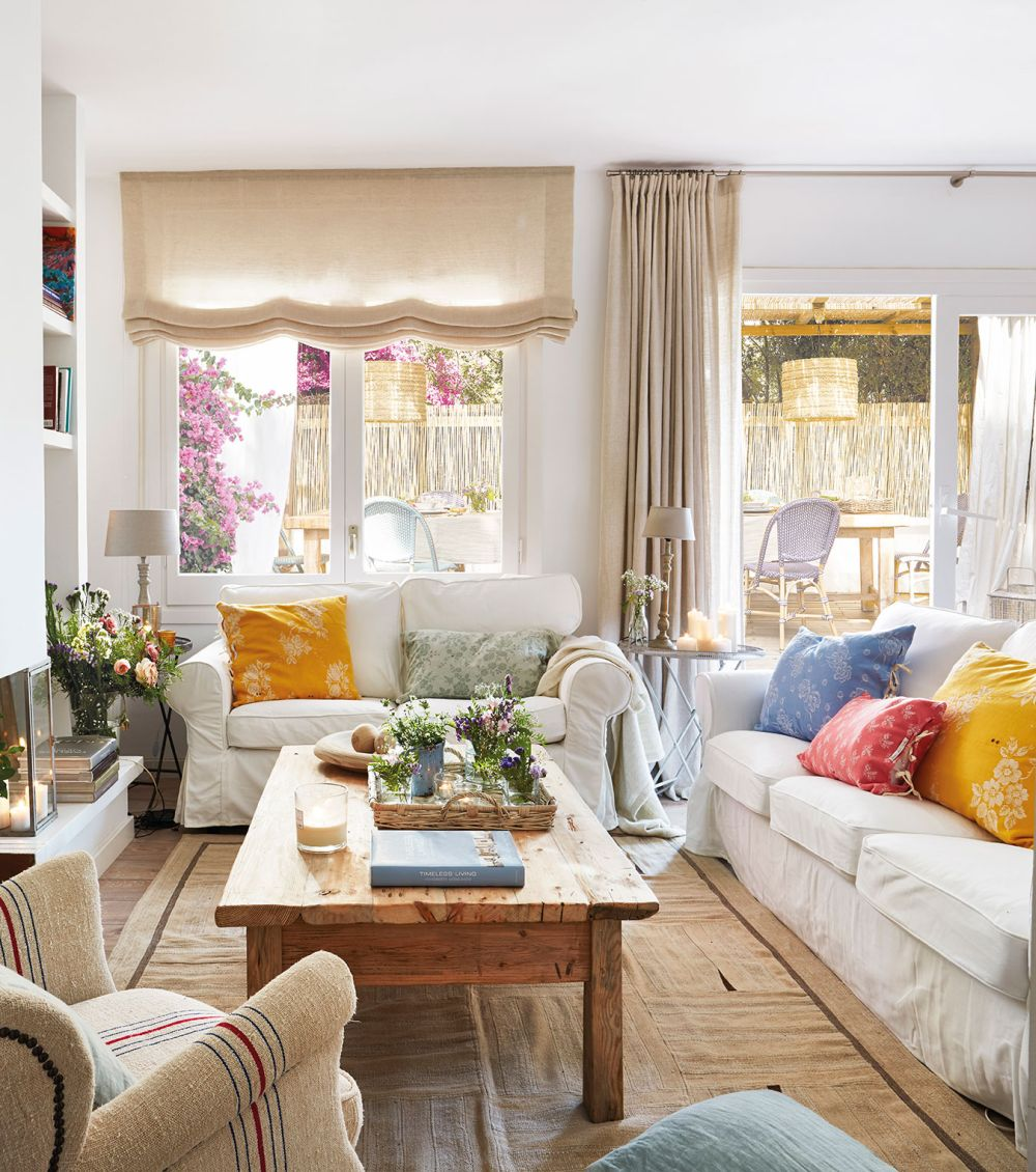 adelaparvu.com despre casa de vacanta, stil rustic mediteranean, designer Teresa Asensio, Foto Jordi Canosa (5)