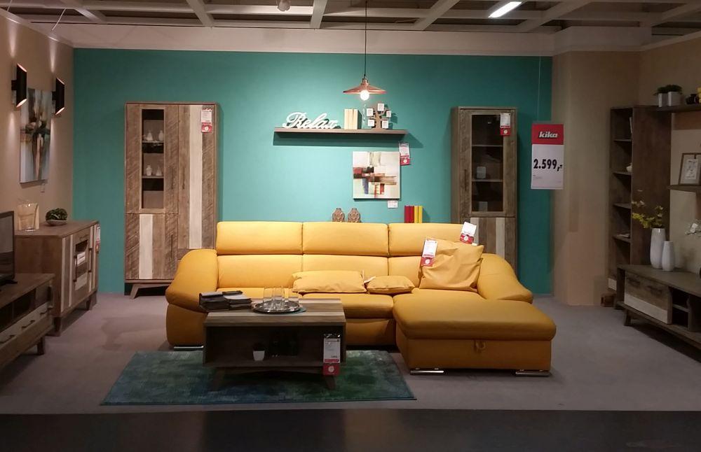 adelaparvu.com despre decorarea livingului, ambient Kika