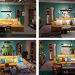adelaparvu.com despre decorarea livingului, ambiente Kika