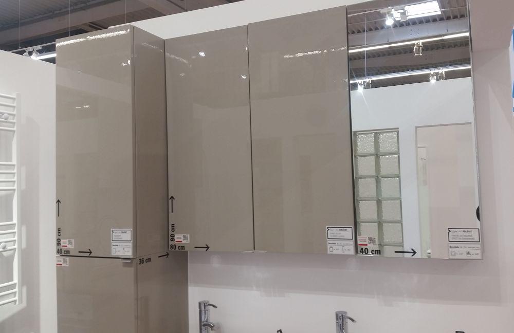 adelaparvu.com despre mobila de baie la Brico Depot, gama Imandra (11)