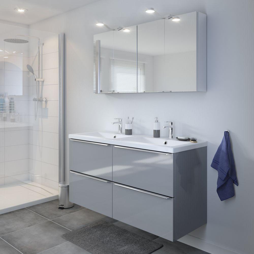 adelaparvu.com despre mobila de baie la preturi bune, gama Imandra Brico Depot, Foto Cooke and Lewis (1)