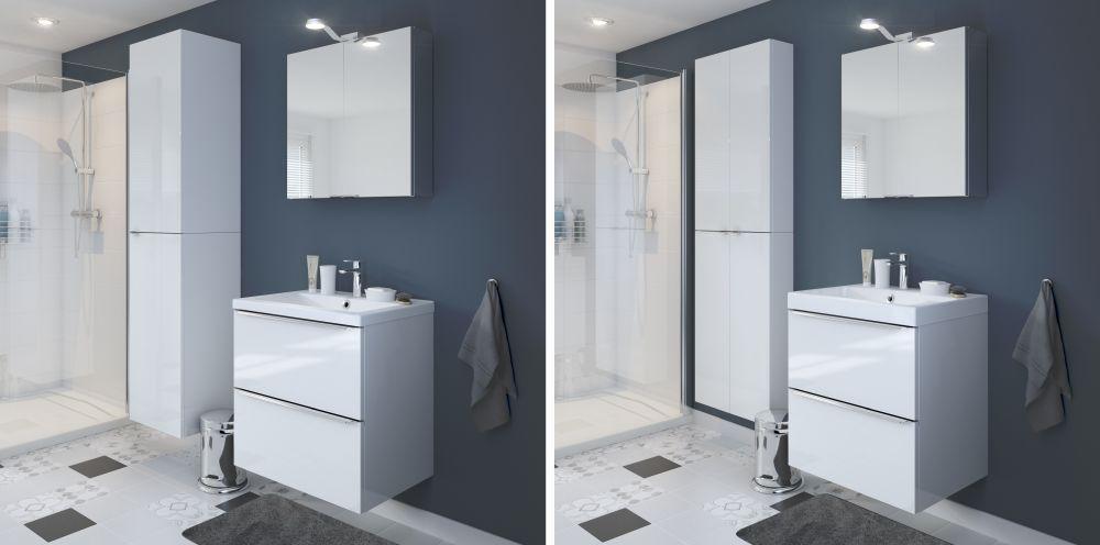 adelaparvu.com despre mobila de baie la preturi bune, gama Imandra Brico Depot, Foto Cooke and Lewis (10)
