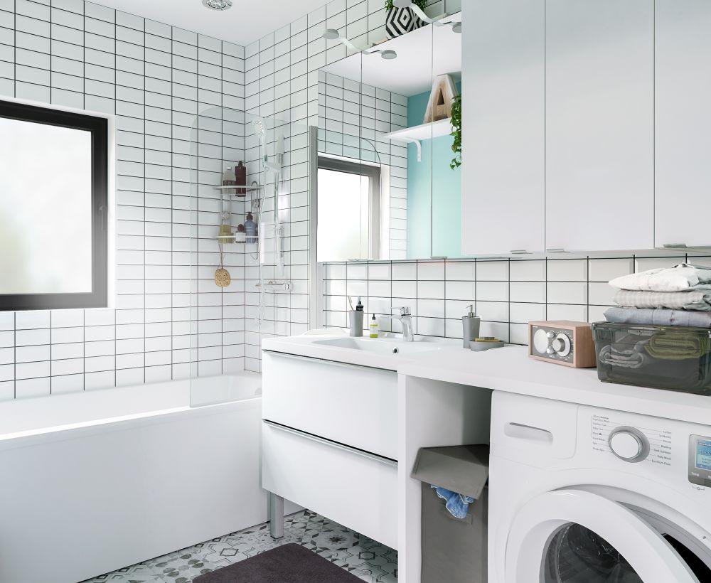 adelaparvu.com despre mobila de baie la preturi bune, gama Imandra Brico Depot, Foto Cooke and Lewis (16)