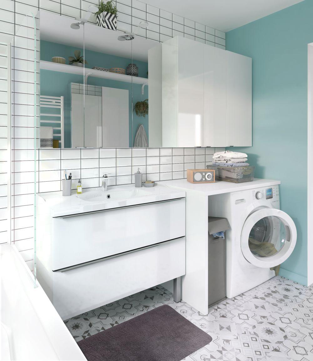 adelaparvu.com despre mobila de baie la preturi bune, gama Imandra Brico Depot, Foto Cooke and Lewis (17)