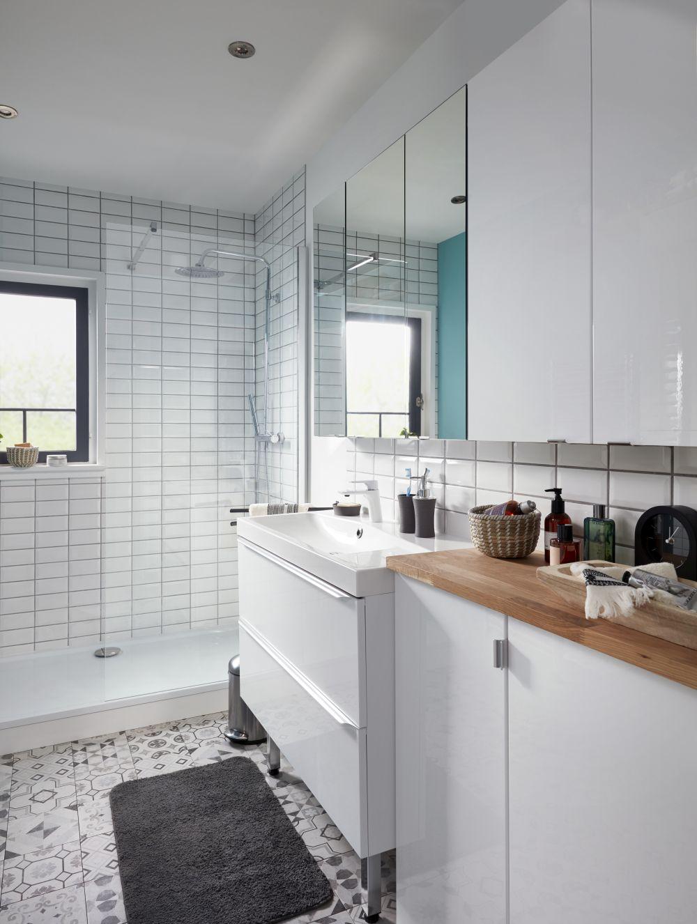 adelaparvu.com despre mobila de baie la preturi bune, gama Imandra Brico Depot, Foto Cooke and Lewis