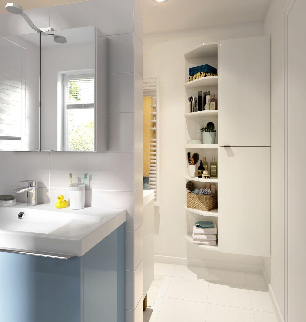 adelaparvu.com despre mobila de baie la preturi bune, gama Imandra Brico Depot, Foto Cooke and Lewis (22)