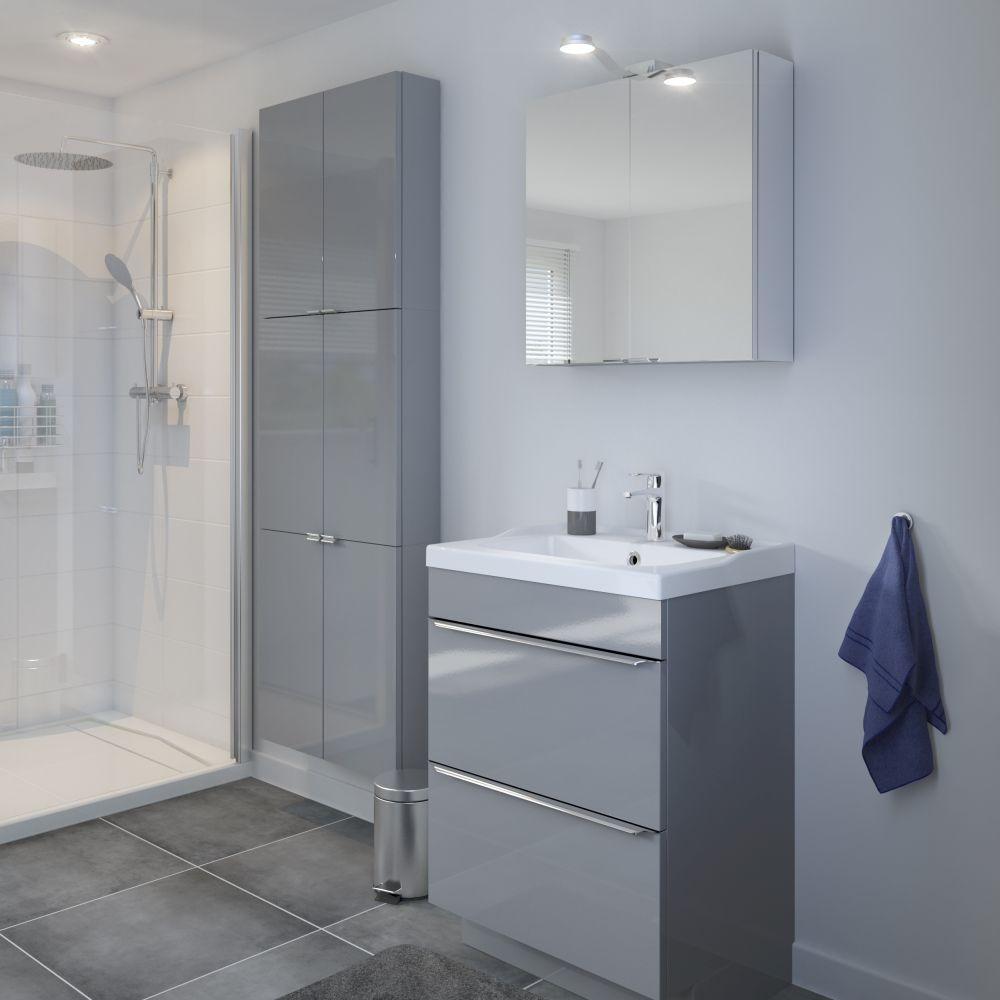 adelaparvu.com despre mobila de baie la preturi bune, gama Imandra Brico Depot, Foto Cooke and Lewis (3)