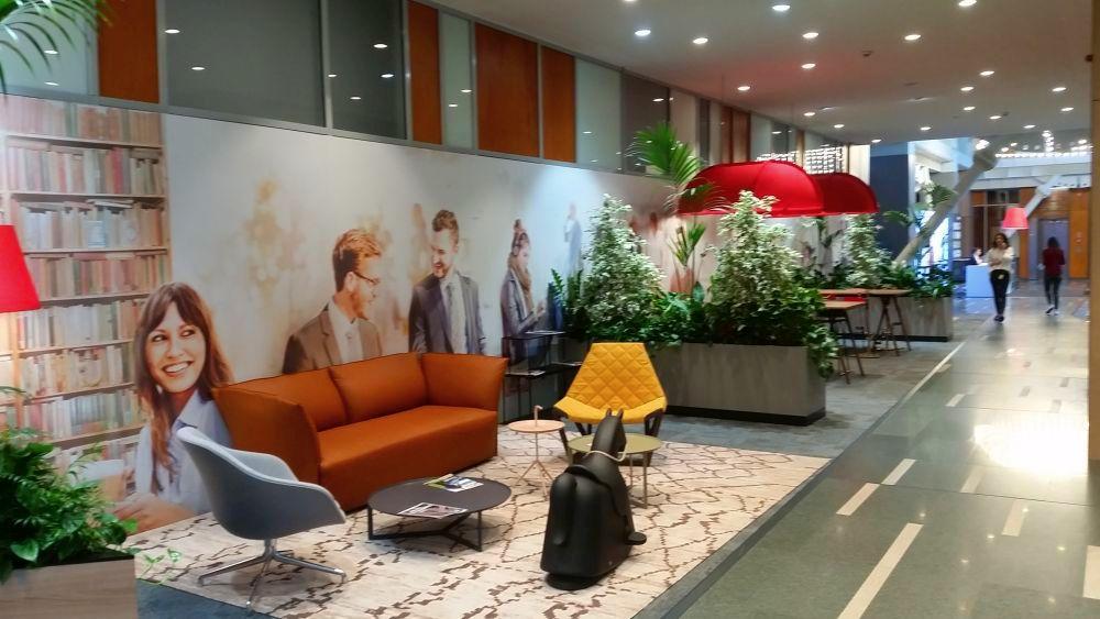 adelaparvu.com despre MyHive, cladirile de birouri S-Park, Bucuresti (10)