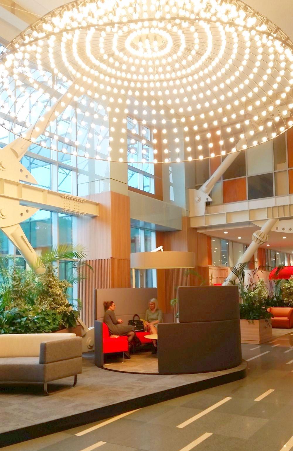 adelaparvu.com despre MyHive, cladirile de birouri S-Park, Bucuresti (11)