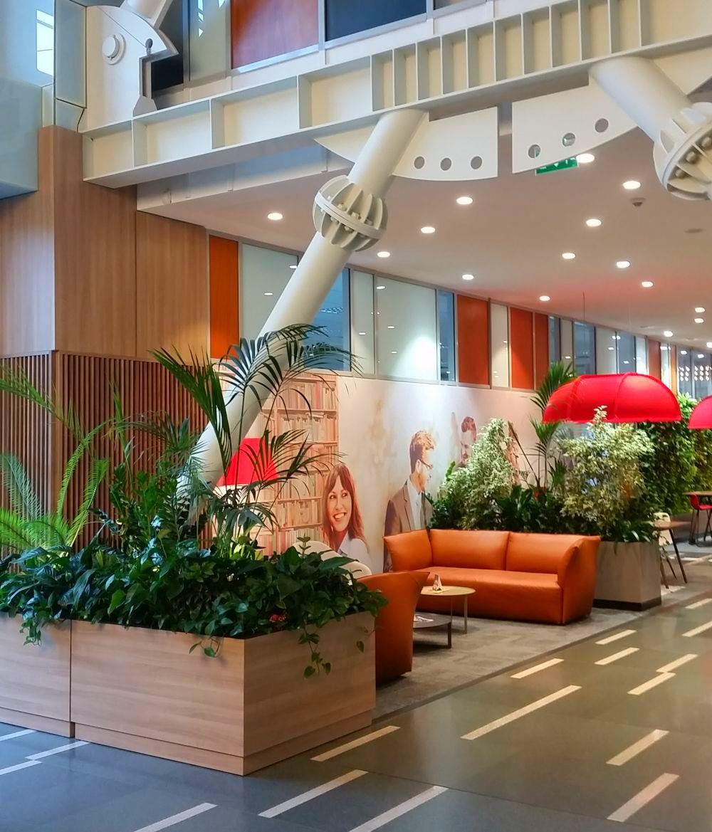 adelaparvu.com despre MyHive, cladirile de birouri S-Park, Bucuresti (12)