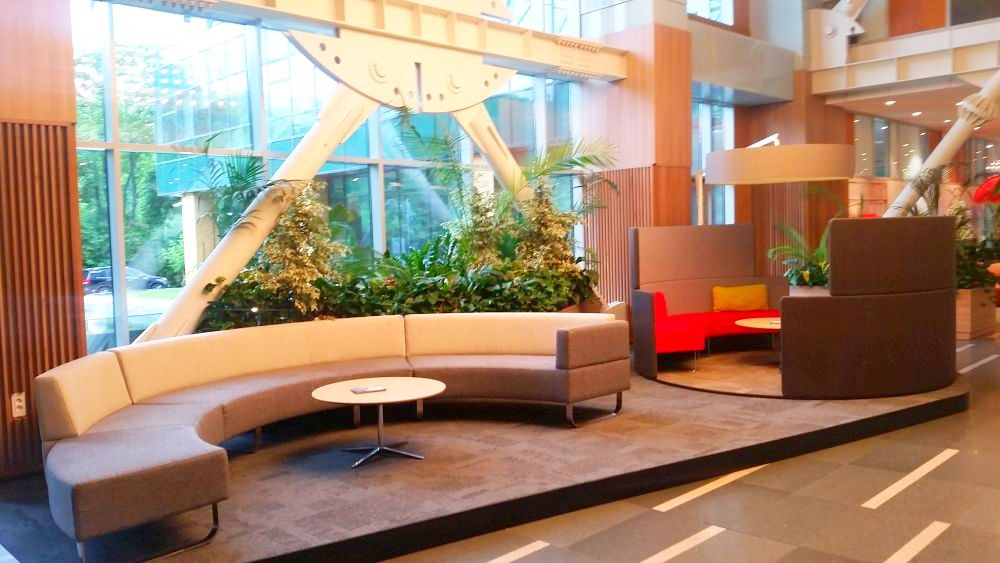 adelaparvu.com despre MyHive, cladirile de birouri S-Park, Bucuresti (28)