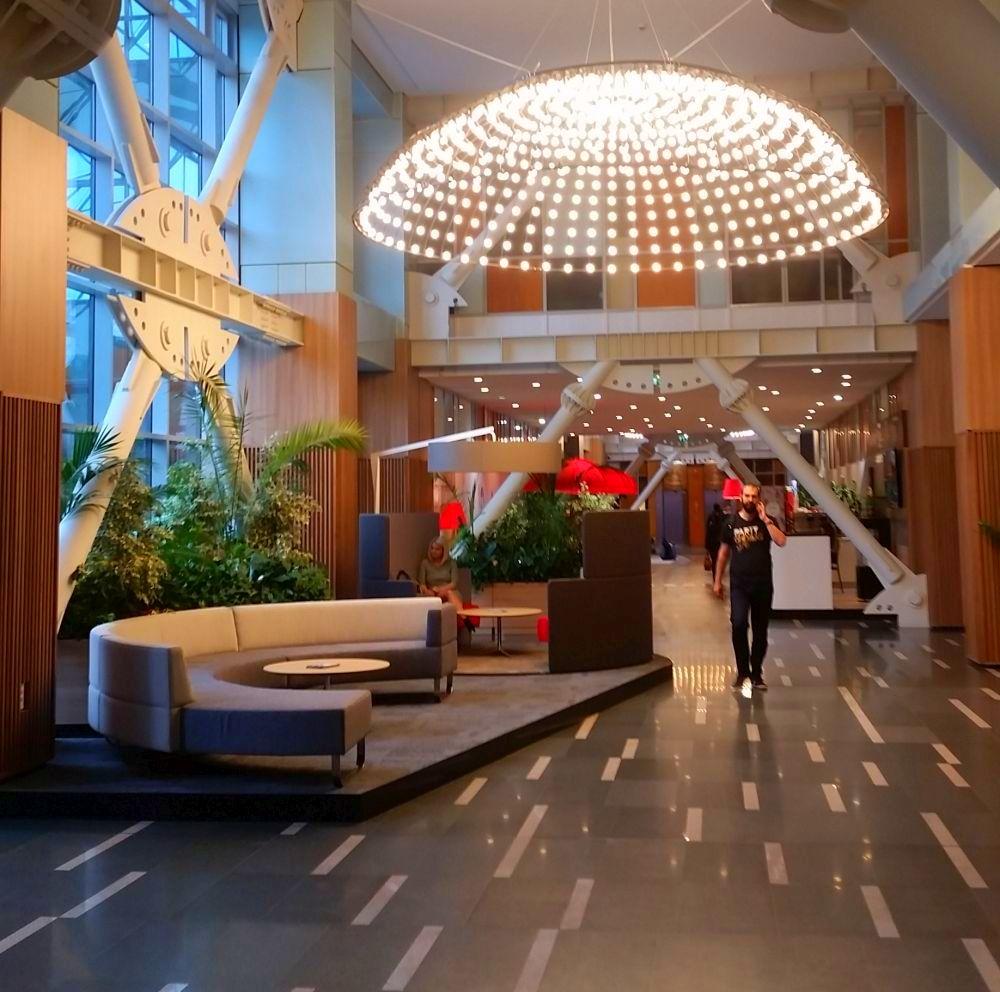 adelaparvu.com despre MyHive, cladirile de birouri S-Park, Bucuresti (8)