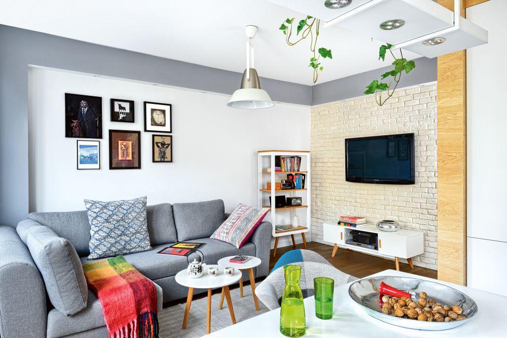 adelaparvu.com despre amenajare apartament 55 mp, Polonia, Design Anna Jablonska, Anomin Project Foto Mariusz Purta (4)
