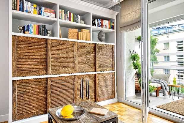 adelaparvu.com despre apartament cu accente de galben, designer Macieja Kocoja, Foto Mariusz Purta (5)