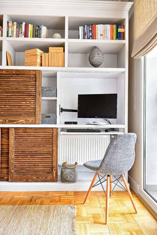 adelaparvu.com despre apartament cu accente de galben, designer Macieja Kocoja, Foto Mariusz Purta (6)