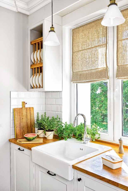 adelaparvu.com despre apartament cu accente de galben, designer Macieja Kocoja, Foto Mariusz Purta (9)