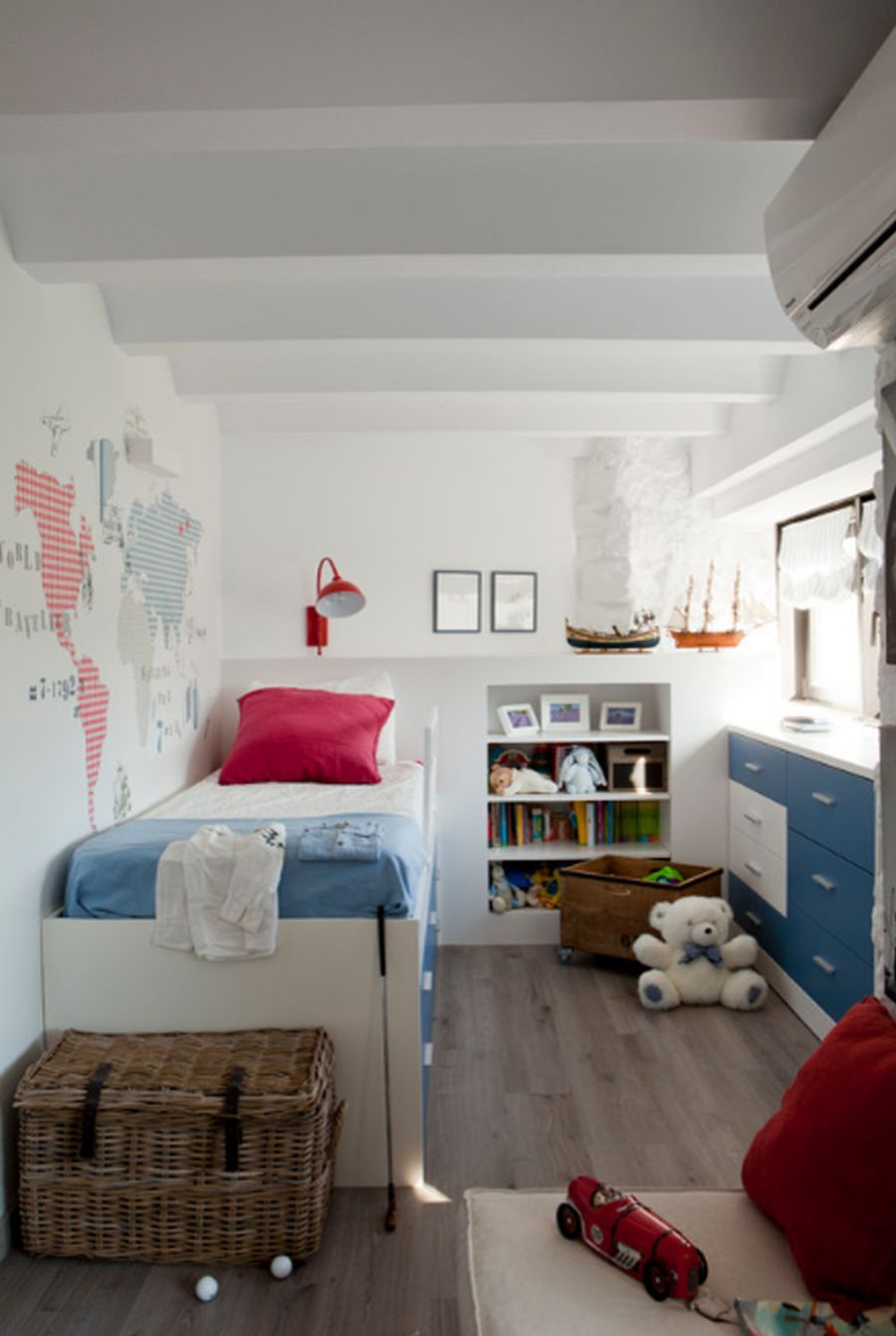 adelaparvu.com despre apartament duplex cu vedere la mare, Costa Brava, designer Pia Capdevila (16)