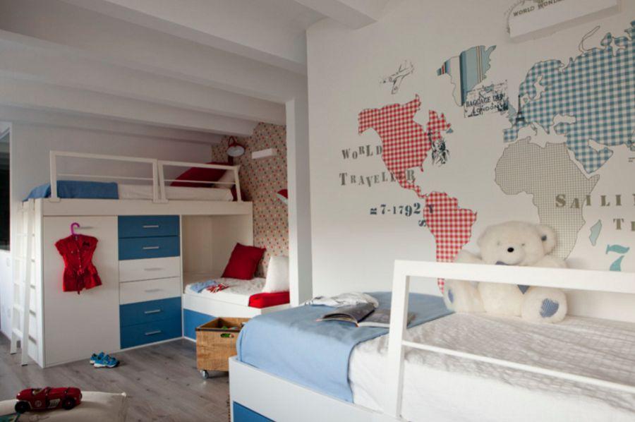 adelaparvu.com despre apartament duplex cu vedere la mare, Costa Brava, designer Pia Capdevila (18)