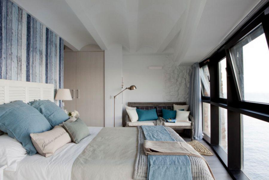 adelaparvu.com despre apartament duplex cu vedere la mare, Costa Brava, designer Pia Capdevila (19)