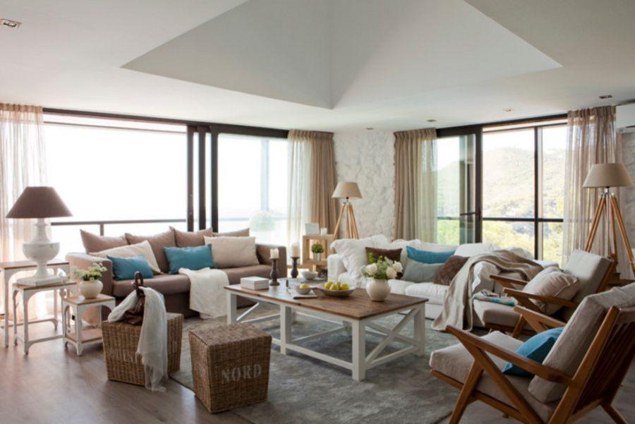 adelaparvu.com despre apartament duplex cu vedere la mare, Costa Brava, designer Pia Capdevila (21)