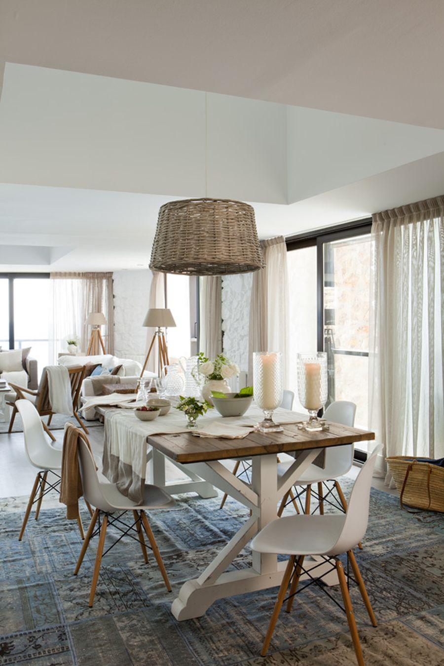 adelaparvu.com despre apartament duplex cu vedere la mare, Costa Brava, designer Pia Capdevila (23)
