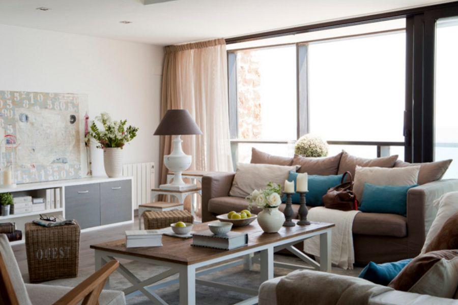 adelaparvu.com despre apartament duplex cu vedere la mare, Costa Brava, designer Pia Capdevila (5)