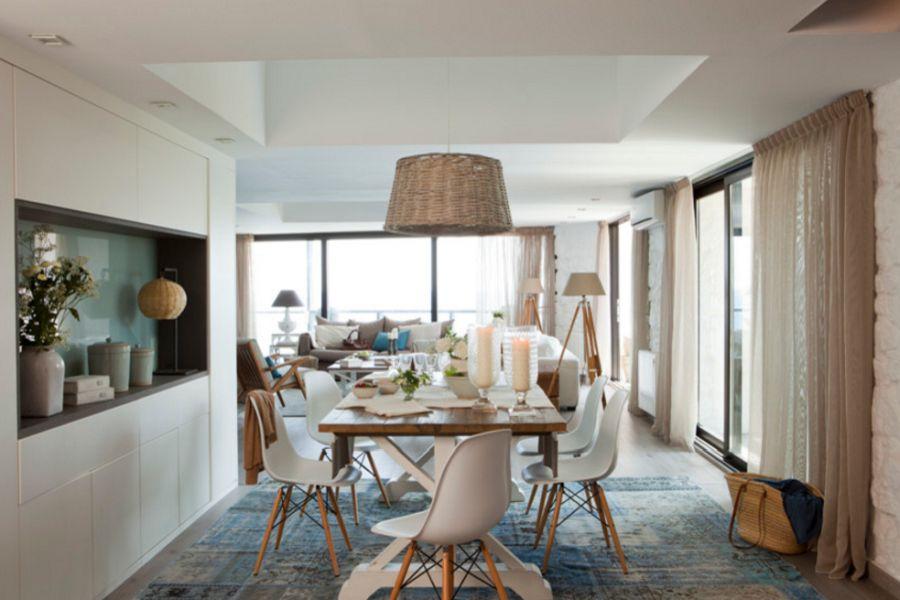 adelaparvu.com despre apartament duplex cu vedere la mare, Costa Brava, designer Pia Capdevila (7)