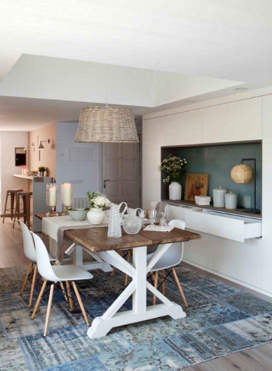 adelaparvu.com despre apartament duplex cu vedere la mare, Costa Brava, designer Pia Capdevila (8)