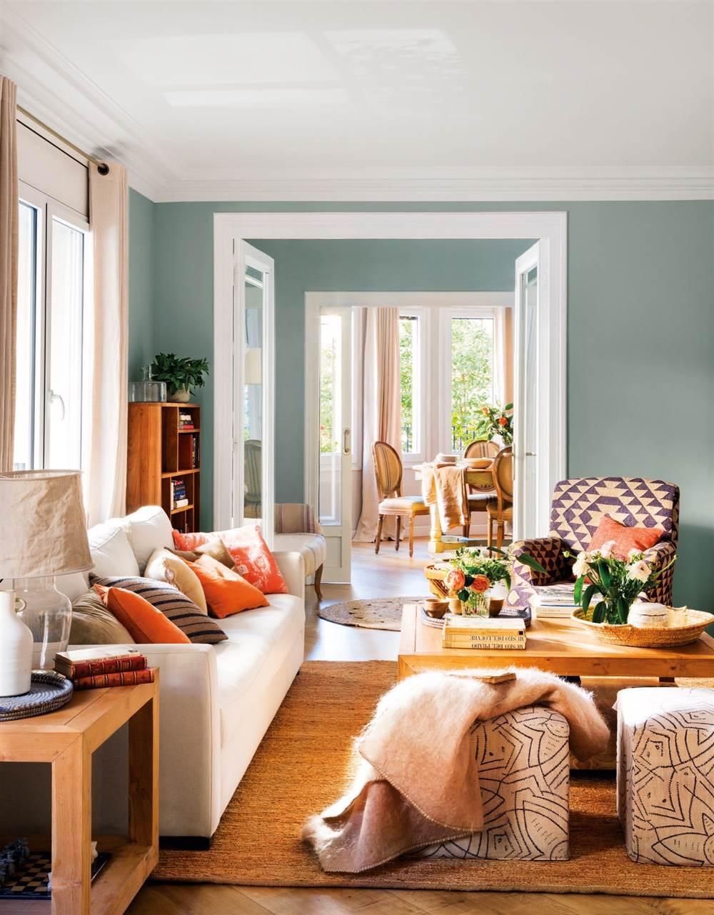 adelaparvu.com despre apartament in cladire pe colt, Barcelona, Designer Meritxell Ribe, Foto Fernando Bedon (12)