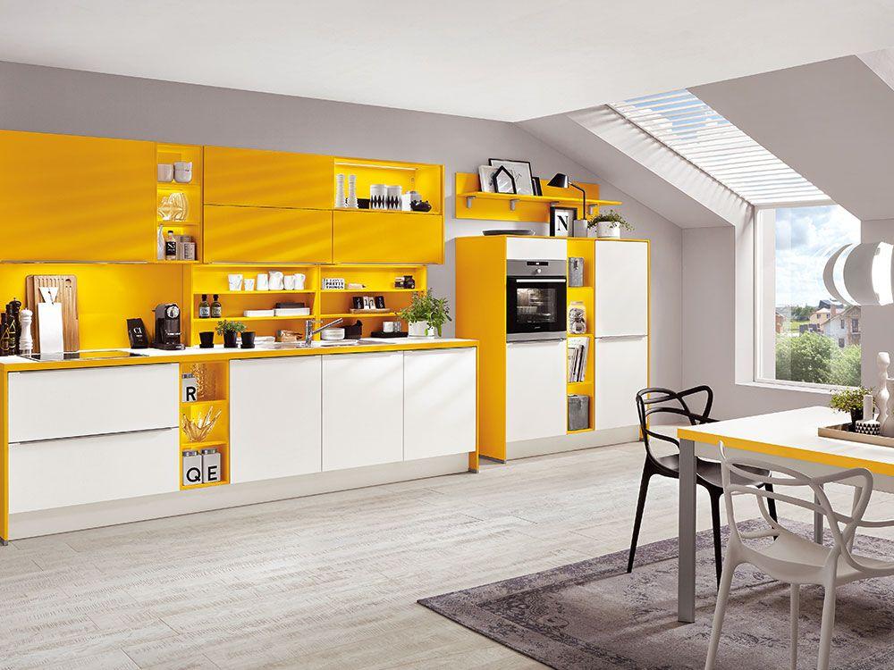 Model de bucătărie Impuls